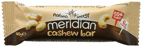 Meridian Cashew Bar