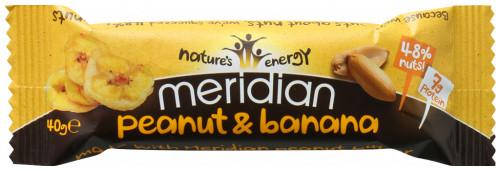 Meridian Peanut & Banana Bar