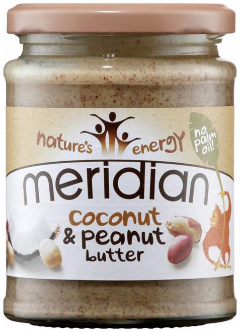 Meridian Coconut & Peanut Butter 280 G