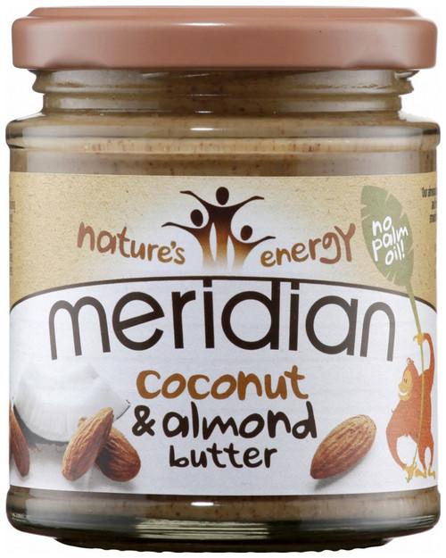 Meridian Coconut & Almond Butter 170 G