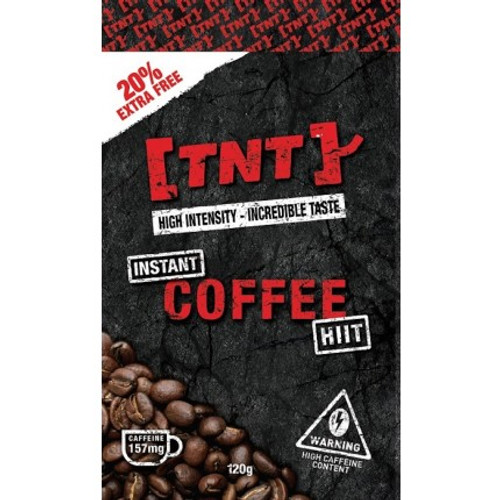 TNT Instant Coffee HIIT 120 G