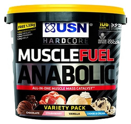 USN MuscleFuel Anabolic Variety 5.32 KG