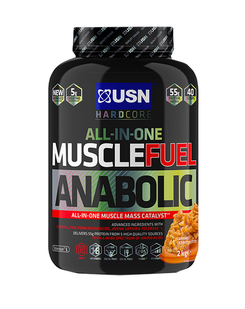 USN MuscleFuel Anabolic 2 KG