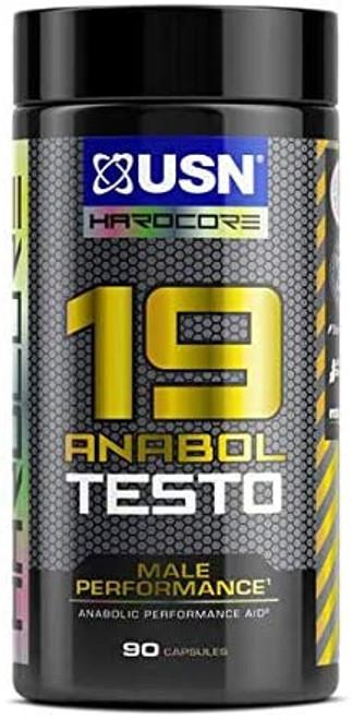 USN 19 Anabol Testo 90 Capsules