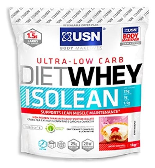 USN Diet Whey ISOLEAN 1 KG