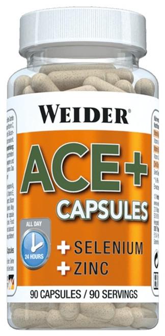 Weider ACE+ Capsules 90 Capsules