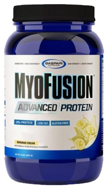 Gaspari Nutrition MYOFUSION Advanced Protein 909 G