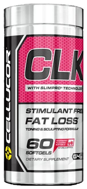 Cellucor CLK 60 Softgels