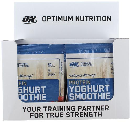 Optimum Nutrition Protein Yoghurt Smoothie 35 G x 24 Sachets Pack