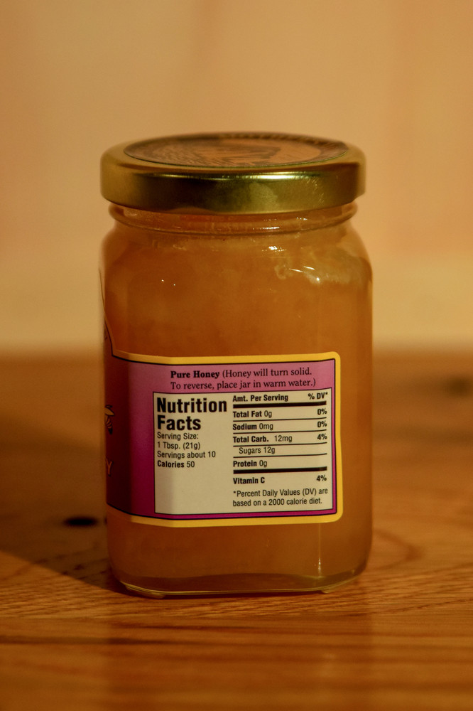 Mother's Mountain - Wildflower Pure Honey