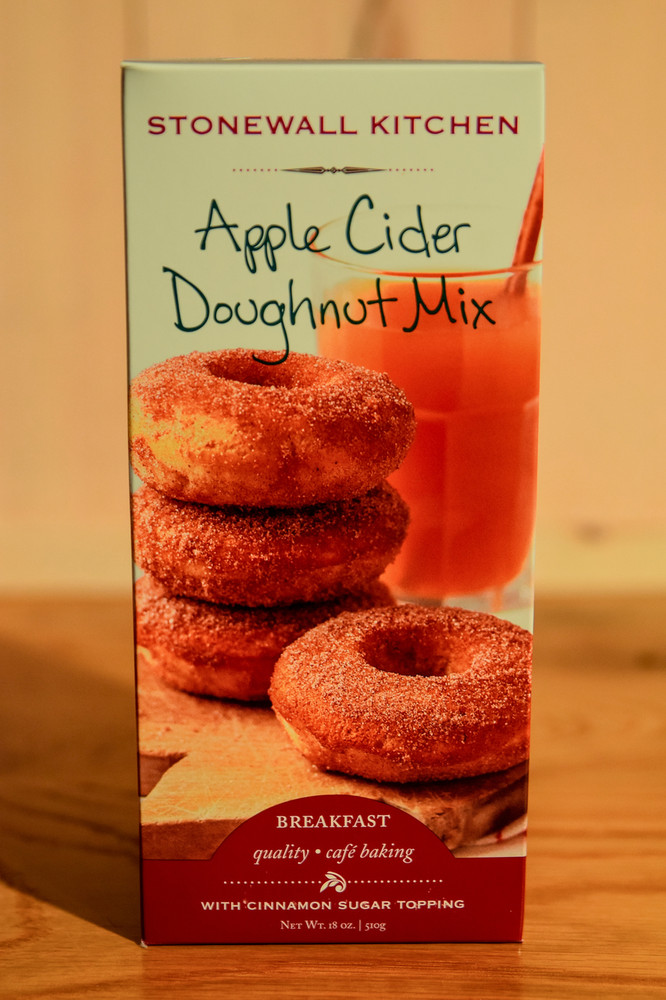 Stonewall Kitchen - Apple Cider Doughnut Mix