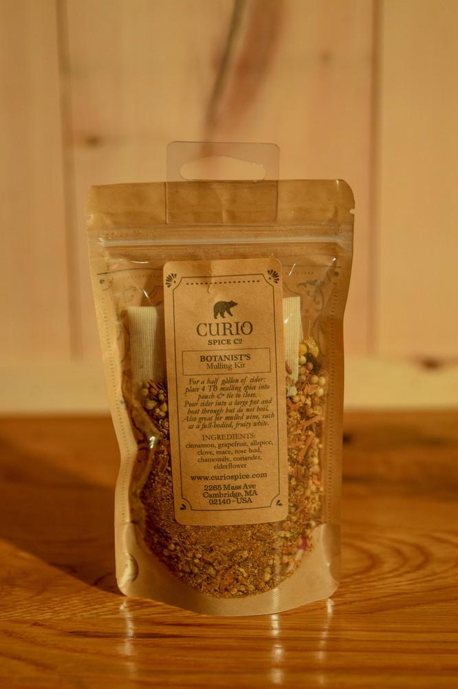 Curio Spice Co - Botanists Mulling Kit
