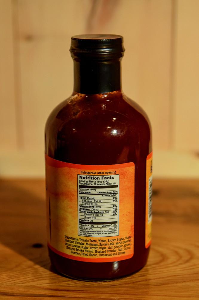 American Stockyard - Private Reserve BBQ Sauce