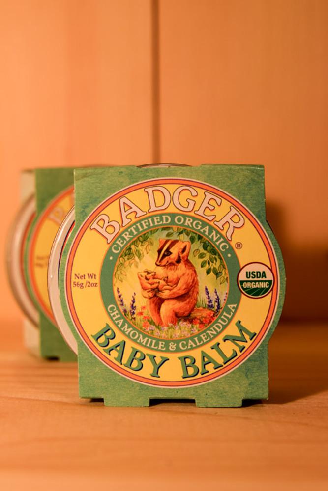 Badger - Baby Balm