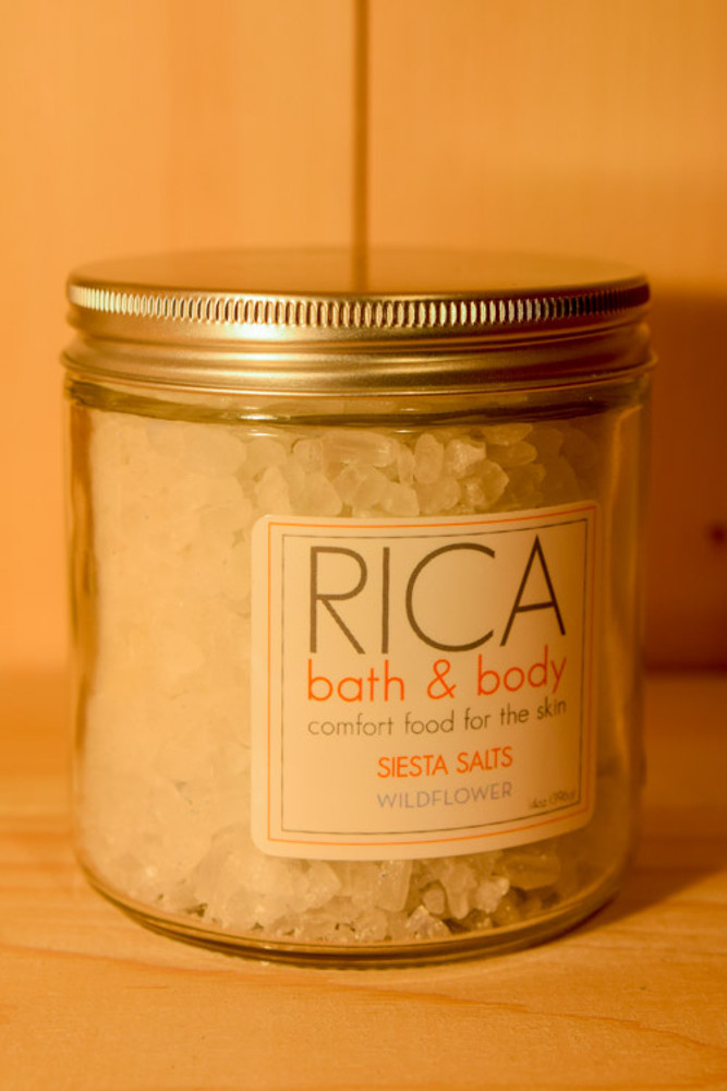 Rica - Wildflower Siesta Salts
