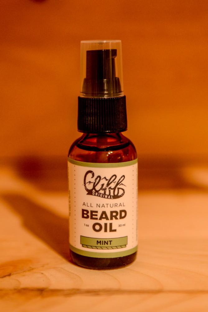 Cliff - Mint Beard Oil