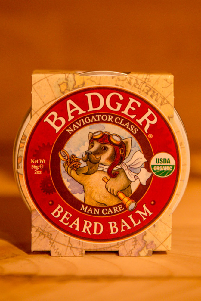 Badger - Man Care Beard Balm