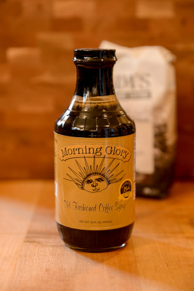 Morning Glory - Old Fashioned Coffee Syrup