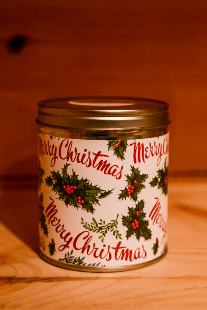 Aunt Sadie's - Merry Christmas Candle
