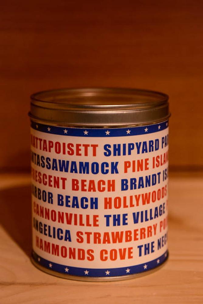 Aunt Sadie's - Mattpoisett Themed Candle