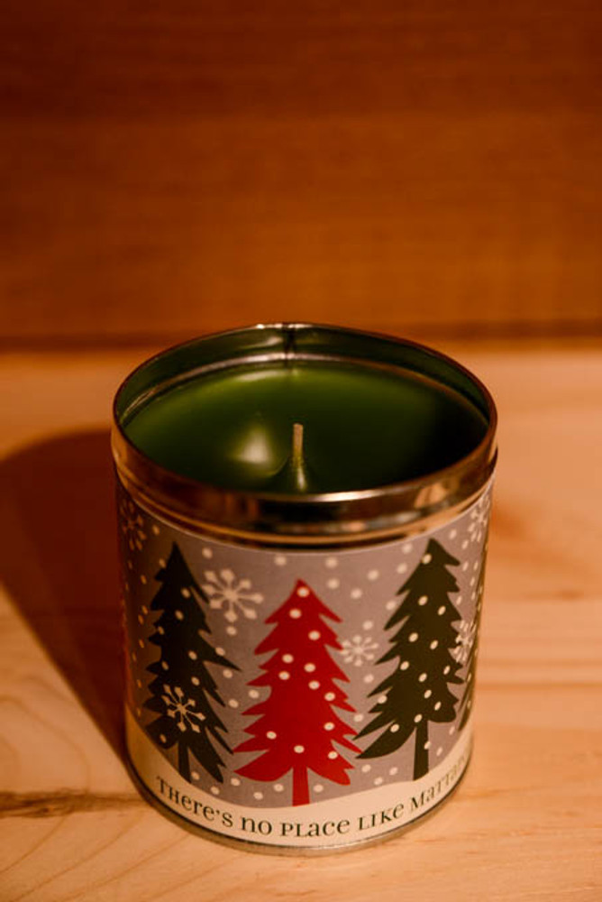 "Aunt Sadie's - ""There's No Place Like Mattapoisett"" Candle"