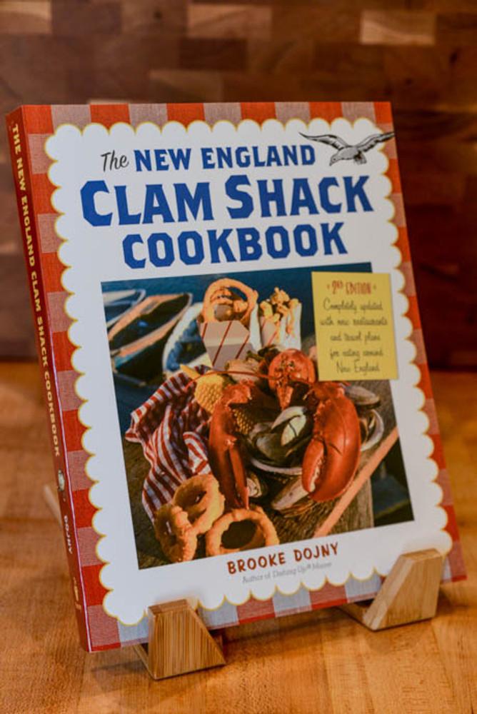 The New England Clam Shack Cookbook by Brooke Dojny