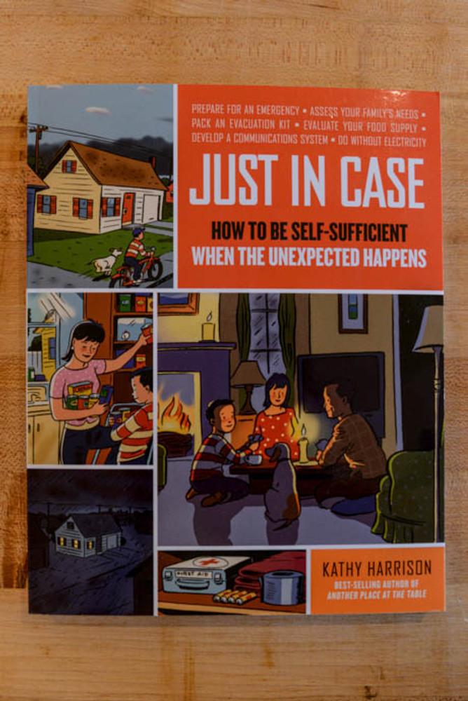 Just in Case by Kathy Harrison