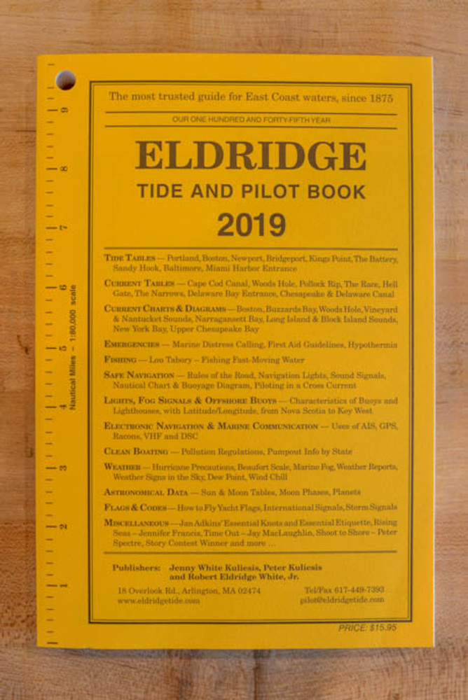 2020 Eldridge Tide & Pilot Book