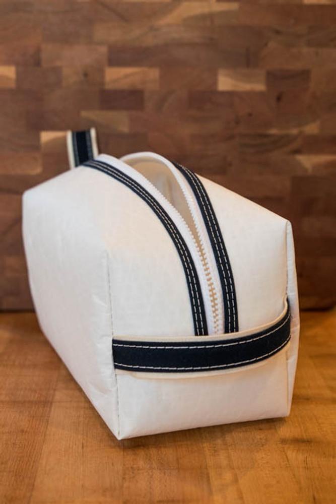 TWGS - Sail Cloth Dopp Kit (Navy)