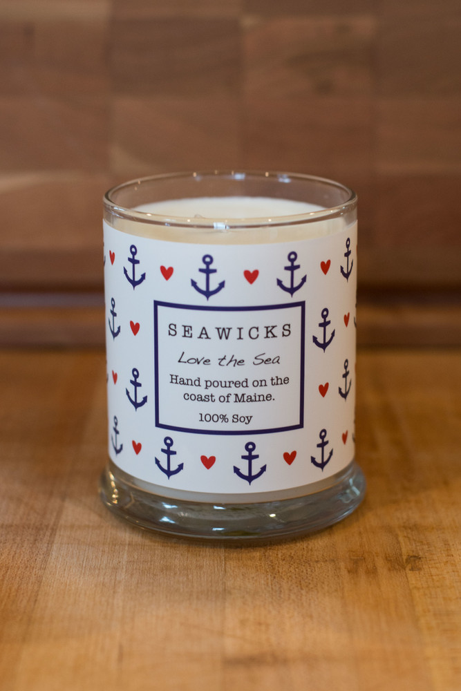 Seawicks - Love the Sea Scented Candle