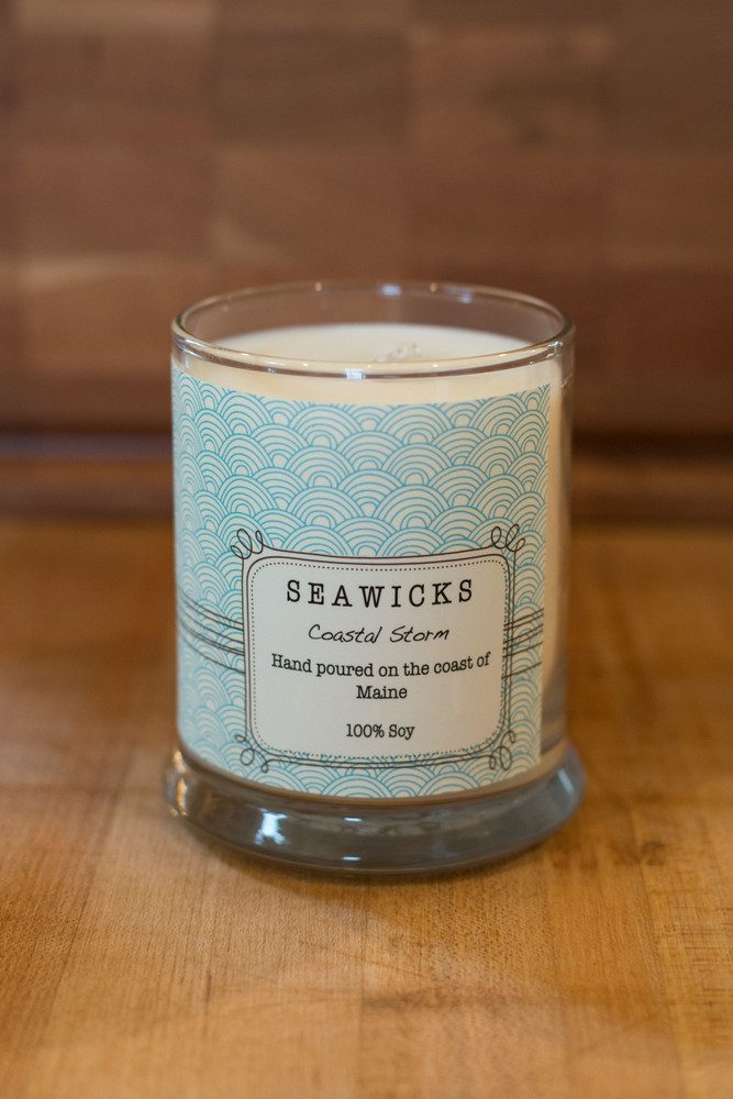 Seawicks - Coastal Storm Scented Candle