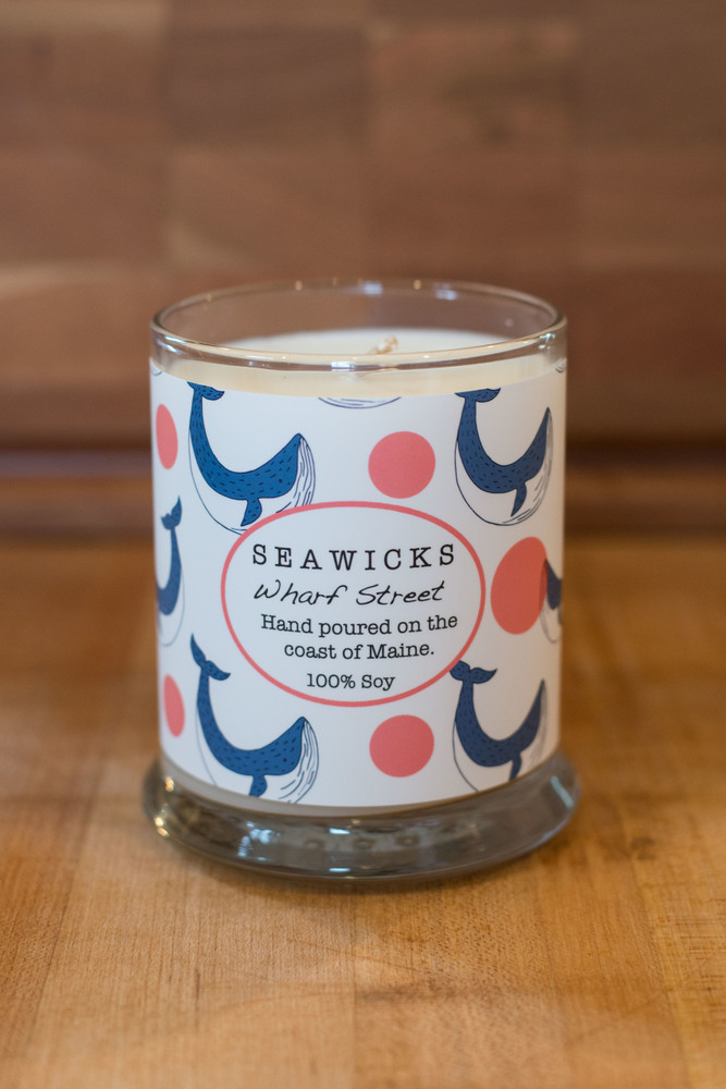 Seawicks - Wharf Street Scented Candle