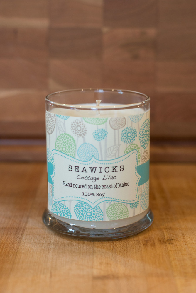 Seawicks - Cottage Lilac Scented Candle