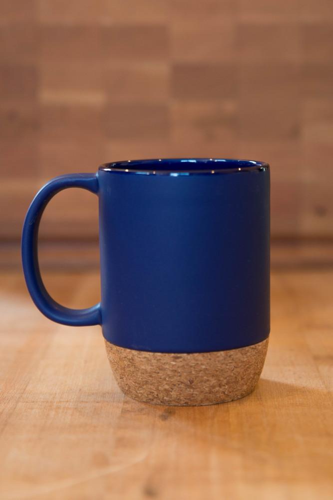 TWGS Logo Ceramic Beck Mug (Cobalt)