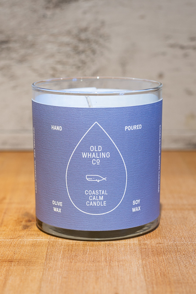 Old Whaling Co. - Coastal Calm Candle
