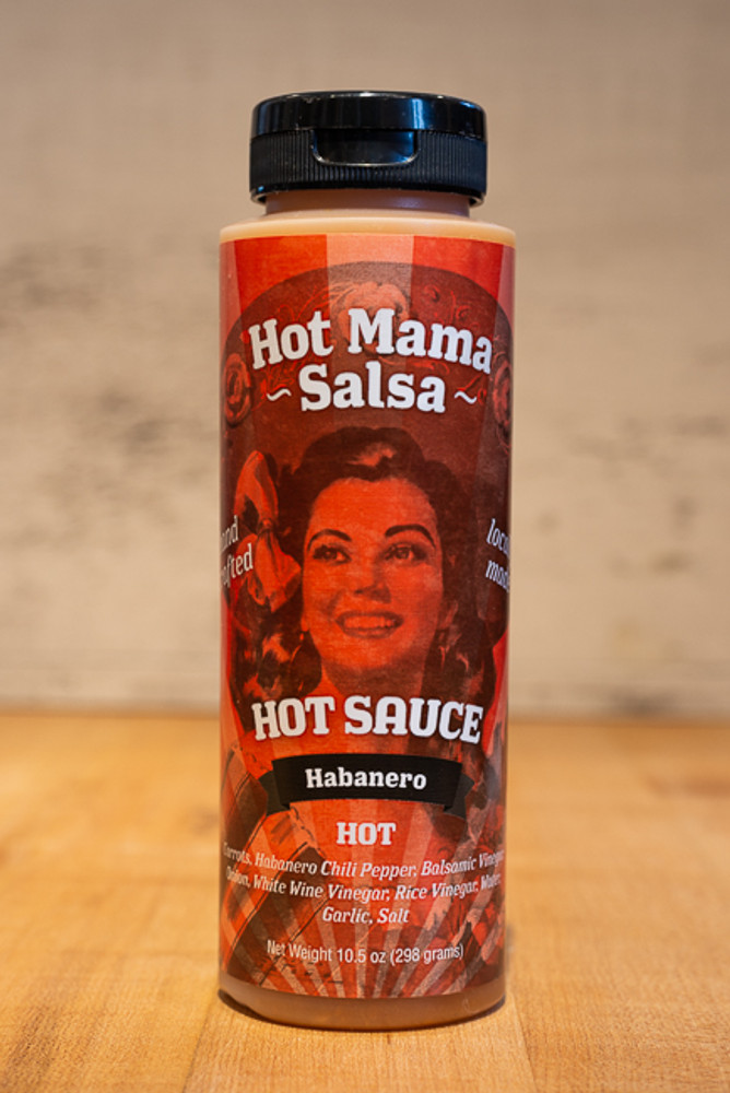 Hot Mama Salsa - Habanero Hot Sauce
