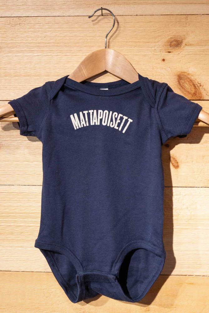 Mattapoisett Collegiate Onesie