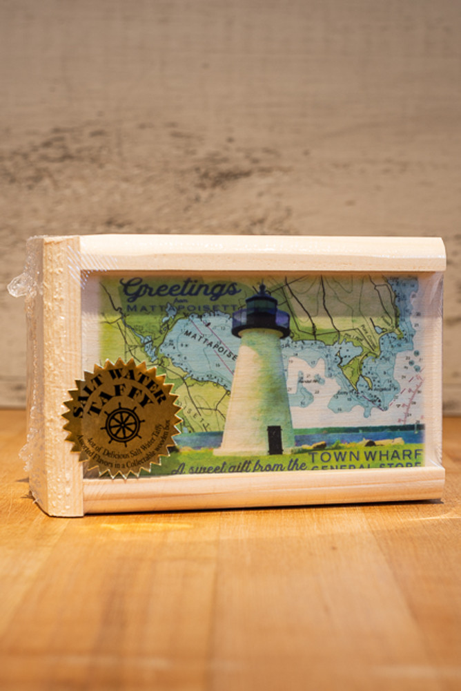 TWGS Box of Saltwater Taffy