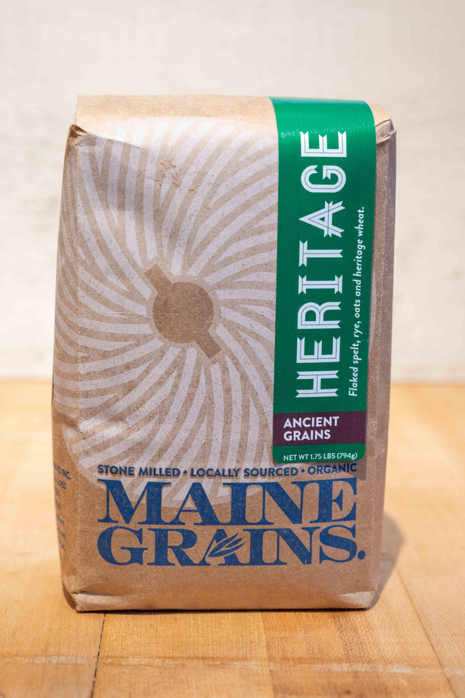 Maine Grains - Organic Ancient Grains Cereal