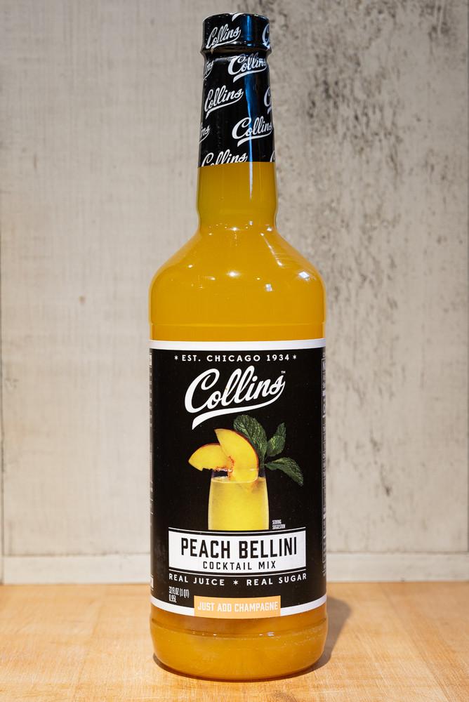 Collins - Peach Bellini Cocktail Mix