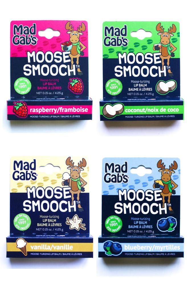Mad Gab's - Moose Smooch Lip Balm