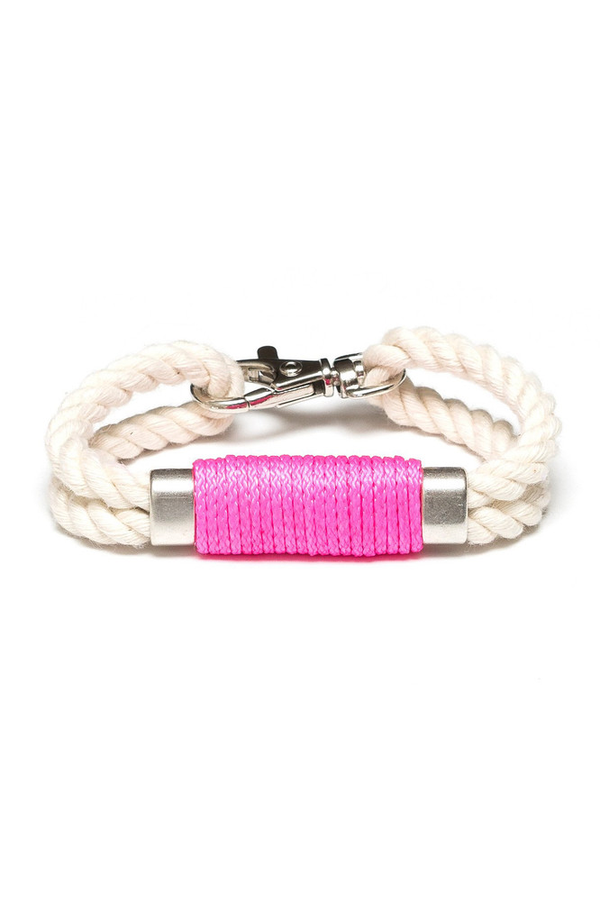 Allison Cole Jewelry - Tremont (Ivory/Pink/Silver)