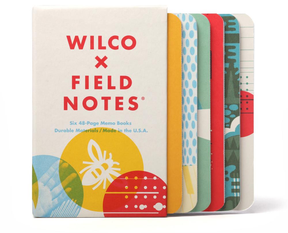 Field Notes - Wilco Set of 6 Memo Books