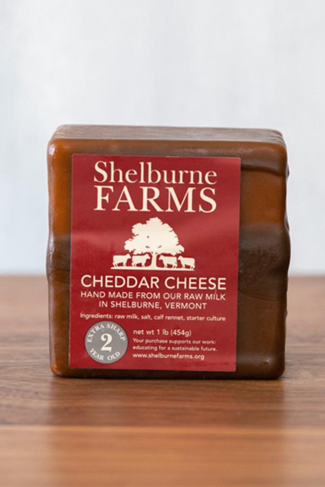 Shelburne Farms - 2-Year Aged Cheddar