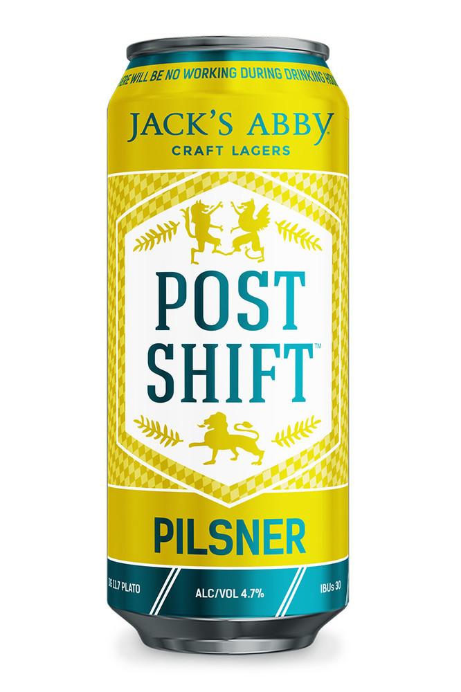 Jack's Abby - Post Shift Pilsner (6pk)
