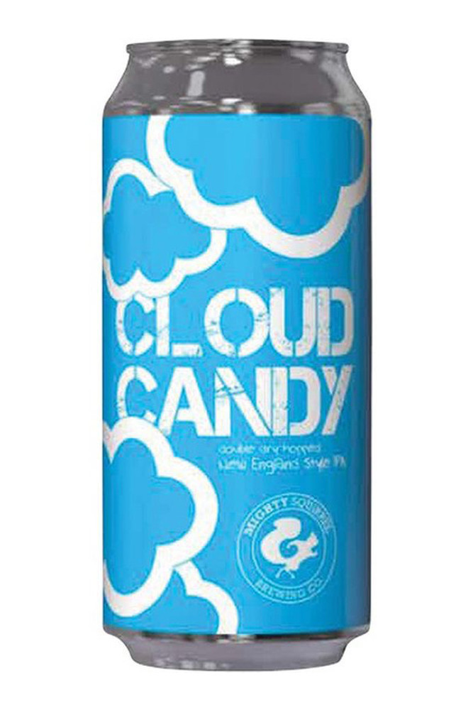 Mighty Squirrel - Cloud Candy IPA