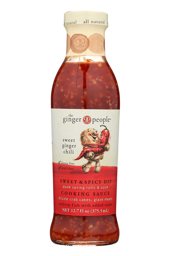 The Ginger People - Sweet & Spicy Dip Sauce