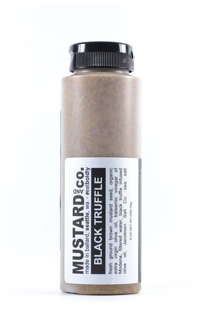 Mustard & Co. - Black Truffle Mustard