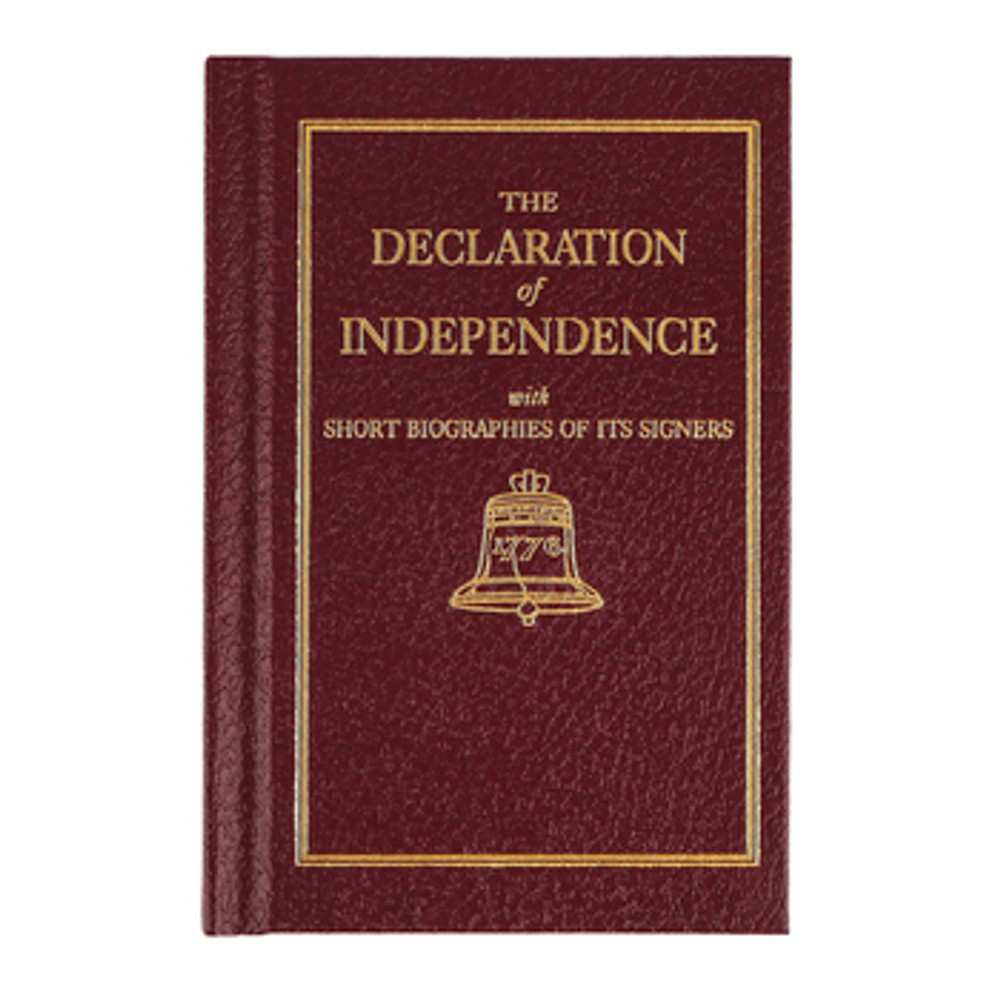 Applewood Books - The Declaration of Independence