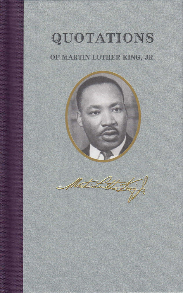 Applewood Books - Quotations of Martin Luther King Jr.